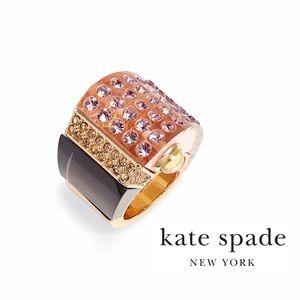 Kate Spade Tropical Paradise Parrot Ring